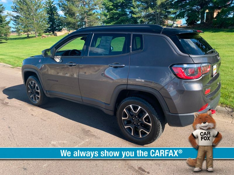 2020 Jeep Compass 4d SUV 4WD Trailhawk  city MT  Bleskin Motor Company   in Great Falls, MT
