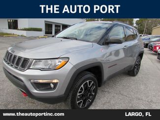 2020 Jeep Compass Trailhawk 4X4 in Largo, Florida 33773