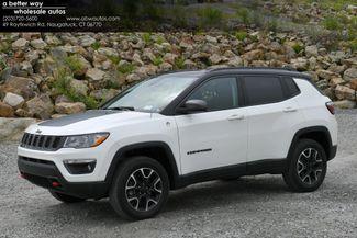 2020 Jeep Compass Trailhawk 4WD Naugatuck, Connecticut