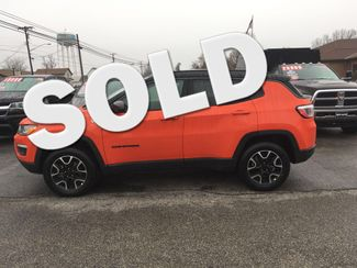 2020 Jeep Compass Trailhawk 4x4 Ontario, OH