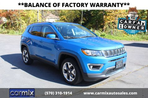 2020 Jeep Compass Limited in Shavertown