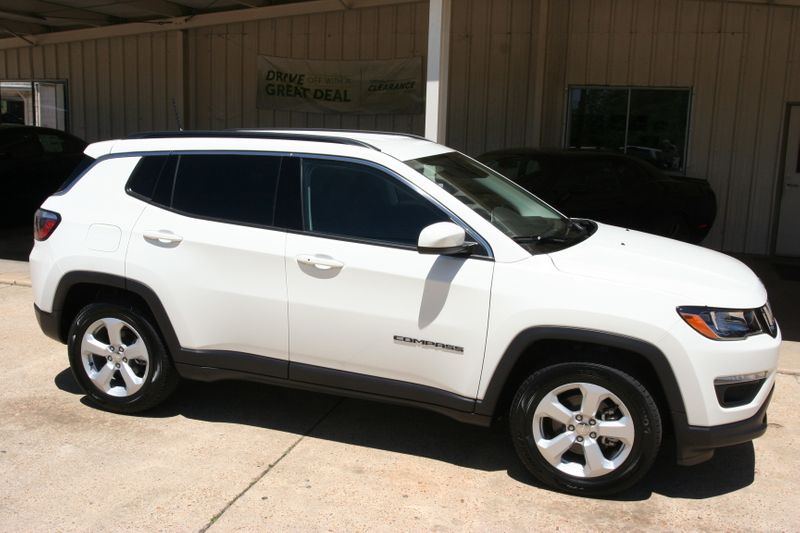 2020 Jeep Compass Latitude in Vernon Alabama