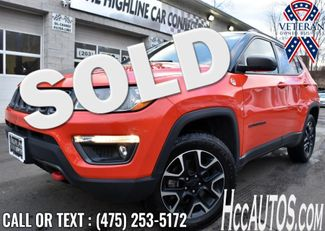 2020 Jeep Compass Trailhawk Waterbury, Connecticut