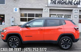 2020 Jeep Compass Trailhawk Waterbury, Connecticut 1