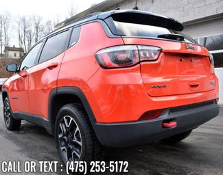 2020 Jeep Compass Trailhawk Waterbury, Connecticut 2