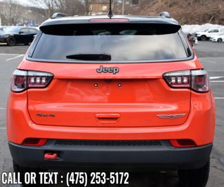 2020 Jeep Compass Trailhawk Waterbury, Connecticut 3