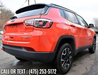 2020 Jeep Compass Trailhawk Waterbury, Connecticut 4