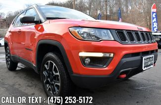 2020 Jeep Compass Trailhawk Waterbury, Connecticut 6