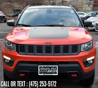 2020 Jeep Compass Trailhawk Waterbury, Connecticut 7