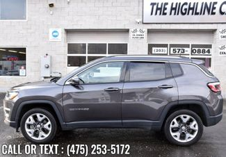 2020 Jeep Compass Limited Waterbury, Connecticut 1