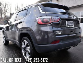 2020 Jeep Compass Limited Waterbury, Connecticut 2