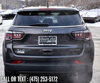 2020 Jeep Compass Limited Waterbury, Connecticut 3
