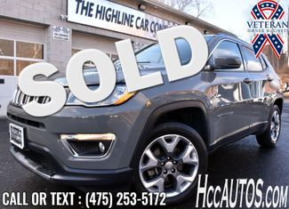 2020 Jeep Compass Limited Waterbury, Connecticut