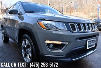 2020 Jeep Compass Limited Waterbury, Connecticut 9