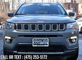 2020 Jeep Compass Limited Waterbury, Connecticut 10