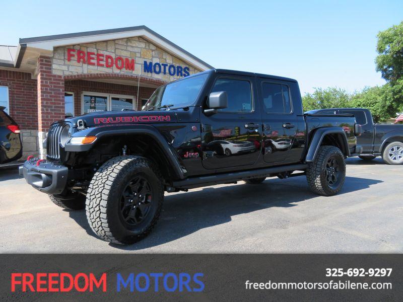 2020 Jeep Gladiator Rubicon Launch Edition 4x4   Abilene, Texas   Freedom Motors  in Abilene Texas