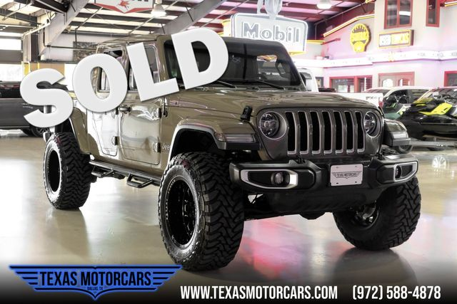 2020 Jeep Gladiator Overland 4x4 in Plano, TX 75075