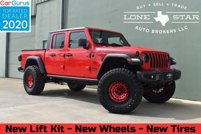 2020 Jeep Gladiator Rubicon   Arlington, TX   Lone Star Auto Brokers, LLC-[ 2 ]