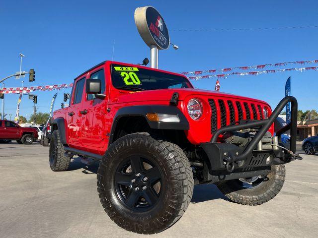 2020 Jeep Gladiator Sport S in Calexico, CA 92231