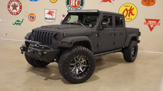 2020 Jeep Gladiator Sport 4X4 DUPONT KEVLAR,LIFTED,LED'S,FUEL WHLS