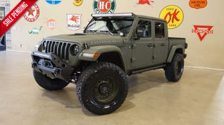 2020 Jeep Gladiator Rubicon 4X4 DUPONT KEVLAR,LIFTED,LED'S,20IN WHLS in Carrollton, TX 75006