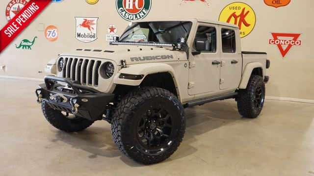 2020 Jeep Gladiator Rubicon 4X4 DUPONT KEVLAR,LIFTED,LED'S,20IN WHLS
