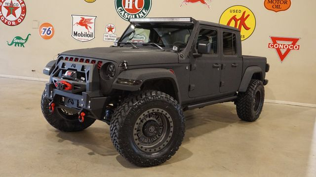 2020 Jeep Gladiator Sport 4X4 DUPONT KEVLAR,LIFTED,LED'S,20IN WHLS