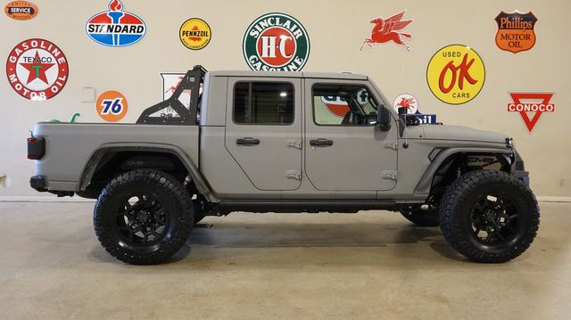 2020 Jeep Gladiator Sport 4X4 DUPONT KEVLAR,LIFTED,BUMPERS,LED'S