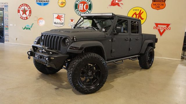 2020 Jeep Gladiator Sport 4X4 DUPONT KEVLAR,LIFTED,BUMPER'S,LED'S