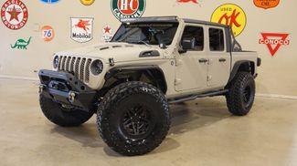 2020 Jeep Gladiator Rubicon 4X4 DUPONT KEVLAR,LIFT,BUMPER'S,SEMA 2019 in Carrollton, TX 75006