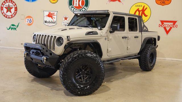 2020 Jeep Gladiator Rubicon 4X4 DUPONT KEVLAR,LIFT,BUMPER'S,SEMA 2019