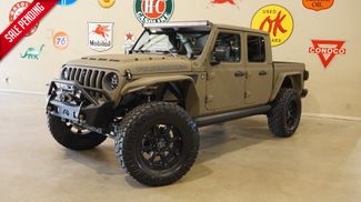 2020 Jeep Gladiator Rubicon 4X4 LIFTED,LED'S,NAV,HTD LTH,KEVLAR in Carrollton, TX 75006