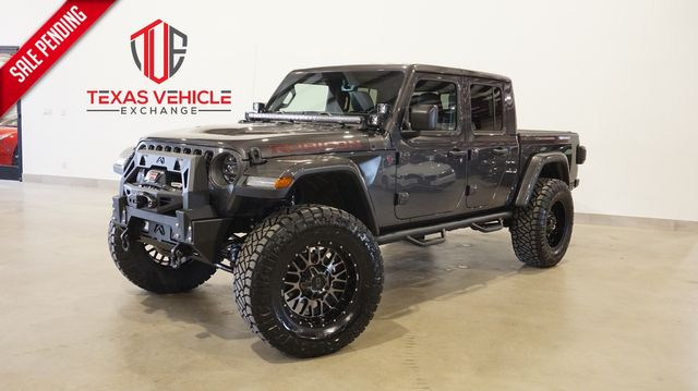 2020 Jeep Gladiator Rubicon 4X4 LIFTED,BUMPERS,LED'S,NAV,20IN WHLS