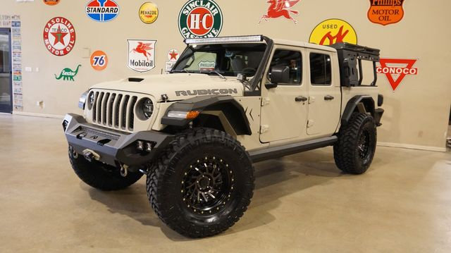 2020 Jeep Gladiator Rubicon 4X4 SUPERCHARGED,FAB FOURS,DUPONT KEVLAR in Carrollton, TX 75006