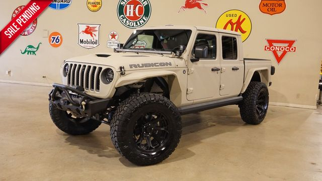2020 Jeep Gladiator Rubicon 4X4 DUPONT KEVLAR,LIFTED,BUMPERS,LED'S