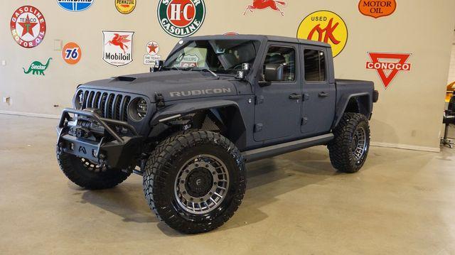 2020 Jeep Gladiator Rubicon 4X4 6.4L HEMI,DUPONT KEVLAR,LIFTED,LED'S