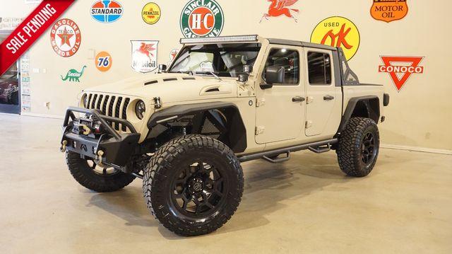 2020 Jeep Gladiator Sport 4X4 DUPONT KEVLAR,LIFTED,BUMPER'S,LED'S