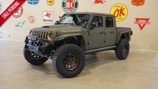 2020 Jeep Gladiator Rubicon 4X4 DUPONT KEVLAR,LIFTED,BUMPERS,LED'S in Carrollton, TX 75006