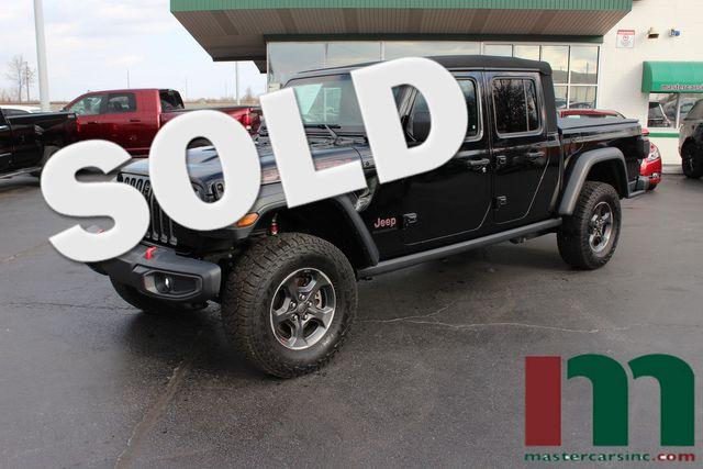 2020 Jeep Gladiator Rubicon | Granite City, Illinois | MasterCars Company Inc. in Granite City Illinois
