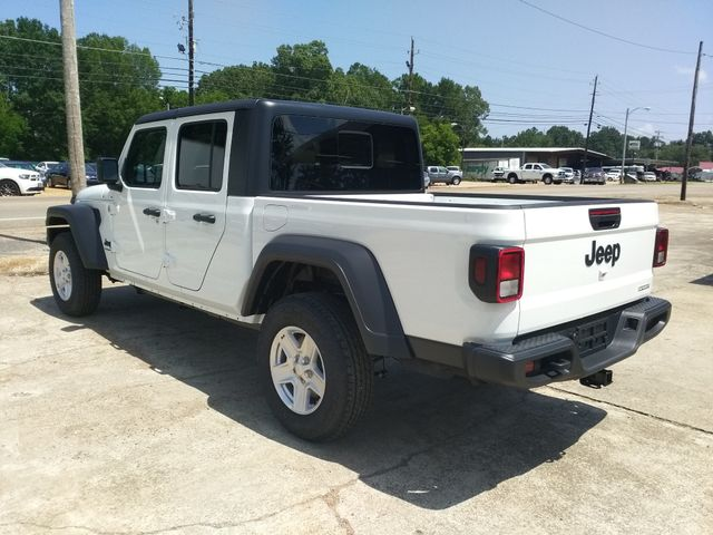 2020 Jeep Gladiator Sport S Houston, Mississippi 4