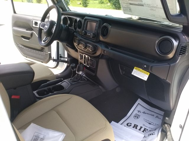 2020 Jeep Gladiator Sport S Houston, Mississippi 8