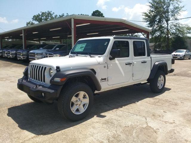 2020 Jeep Gladiator Sport S Houston, Mississippi 1