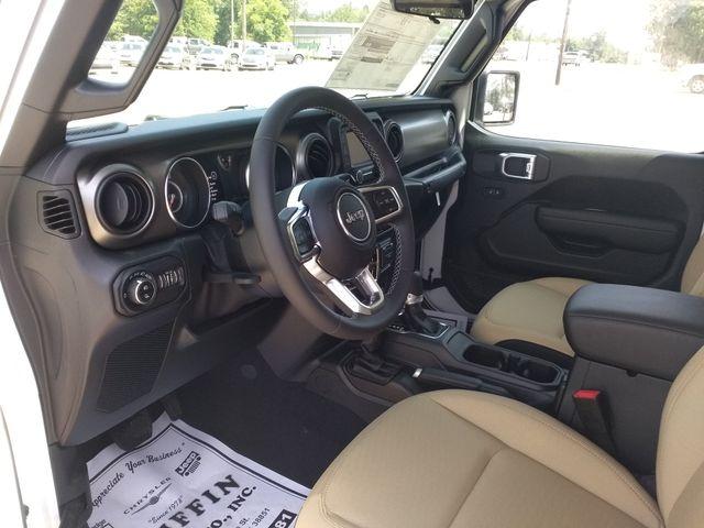 2020 Jeep Gladiator Sport S Houston, Mississippi 7