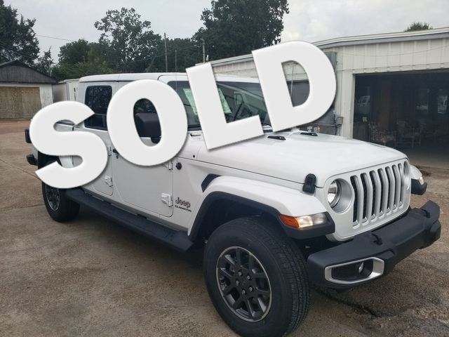 2020 Jeep Gladiator Overland Houston, Mississippi