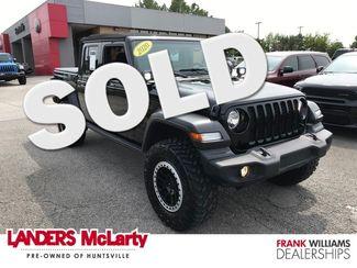 2020 Jeep Gladiator Sport S | Huntsville, Alabama | Landers Mclarty DCJ & Subaru in  Alabama
