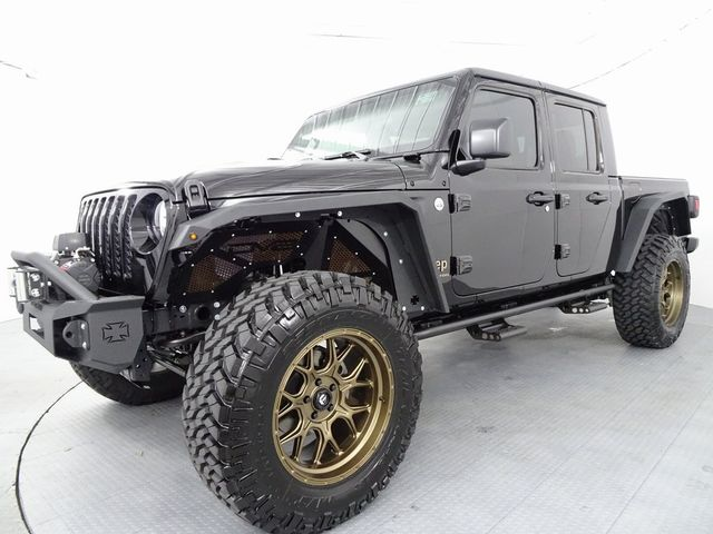 2020 Jeep Gladiator Sport NEW LIFT/CUSTOM WHEELS AND TIRES in McKinney, Texas 75070