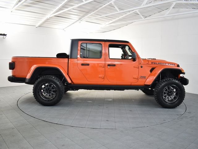 2020 Jeep Gladiator Rubicon NEW LIFT/CUSTOM WHEELS AND TIRES in McKinney, Texas 75070