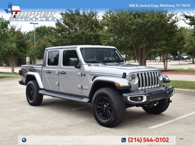 2020 Jeep Gladiator Overland Tow Ready
