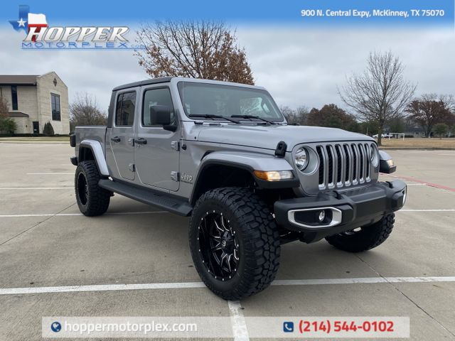 2020 Jeep Gladiator Overland NEW LIFT/CUSTOM WHEELS AND TIRES