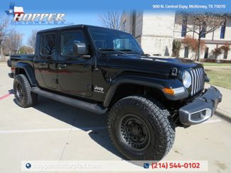 2020 Jeep Gladiator Overland CUSTOM LIFT/WHEELS AND TIRES in McKinney, Texas 75070